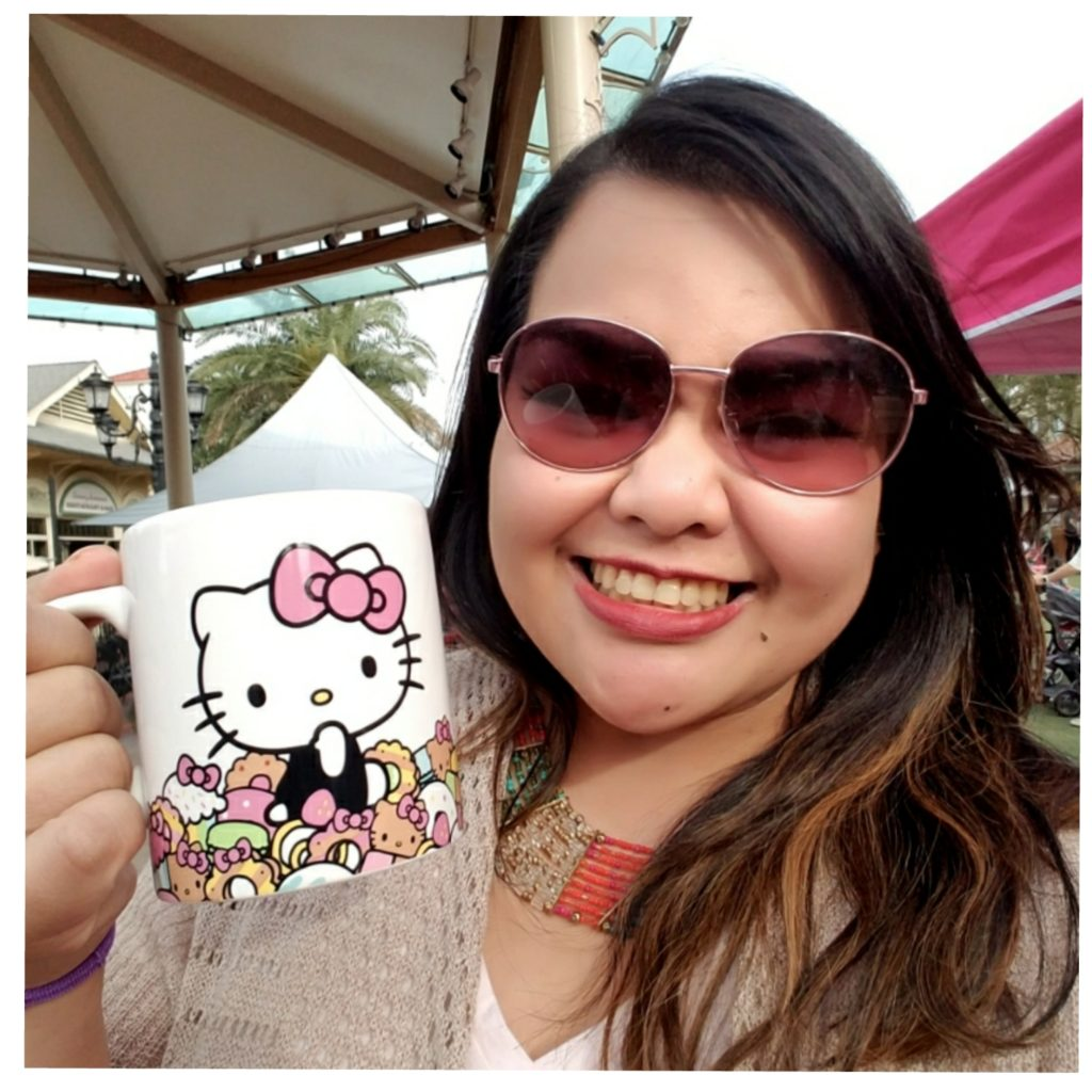 OH HELLO THERE, HELLO KITTY CAFE!
